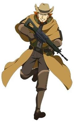 Voiced By Satoshi Tsuruoka Japanese Dan Woren English Esteban Desco Latin American Spanish Rafael Ordonez Arrieta European