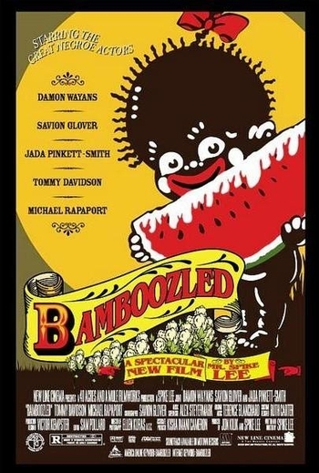 an analysis of the movie bamboozled Spike lee's bamboozled was a tremendously good movie to show that our society really hasn't improved all that much in depicting  more film review and analysis.