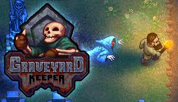 Video Game Graveyard Keeper