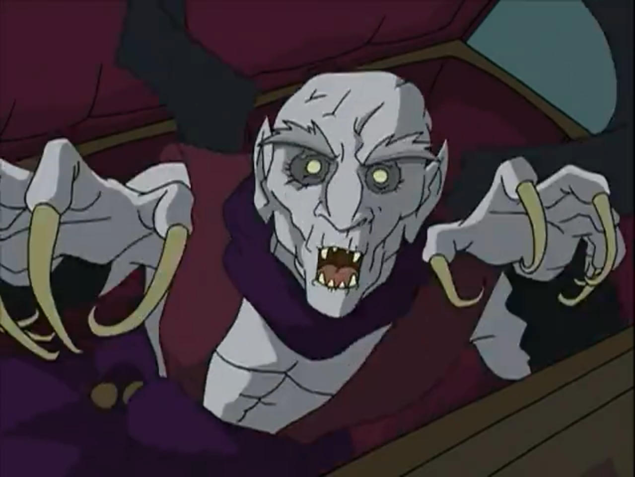 jackie chan adventures minor villains characters tv