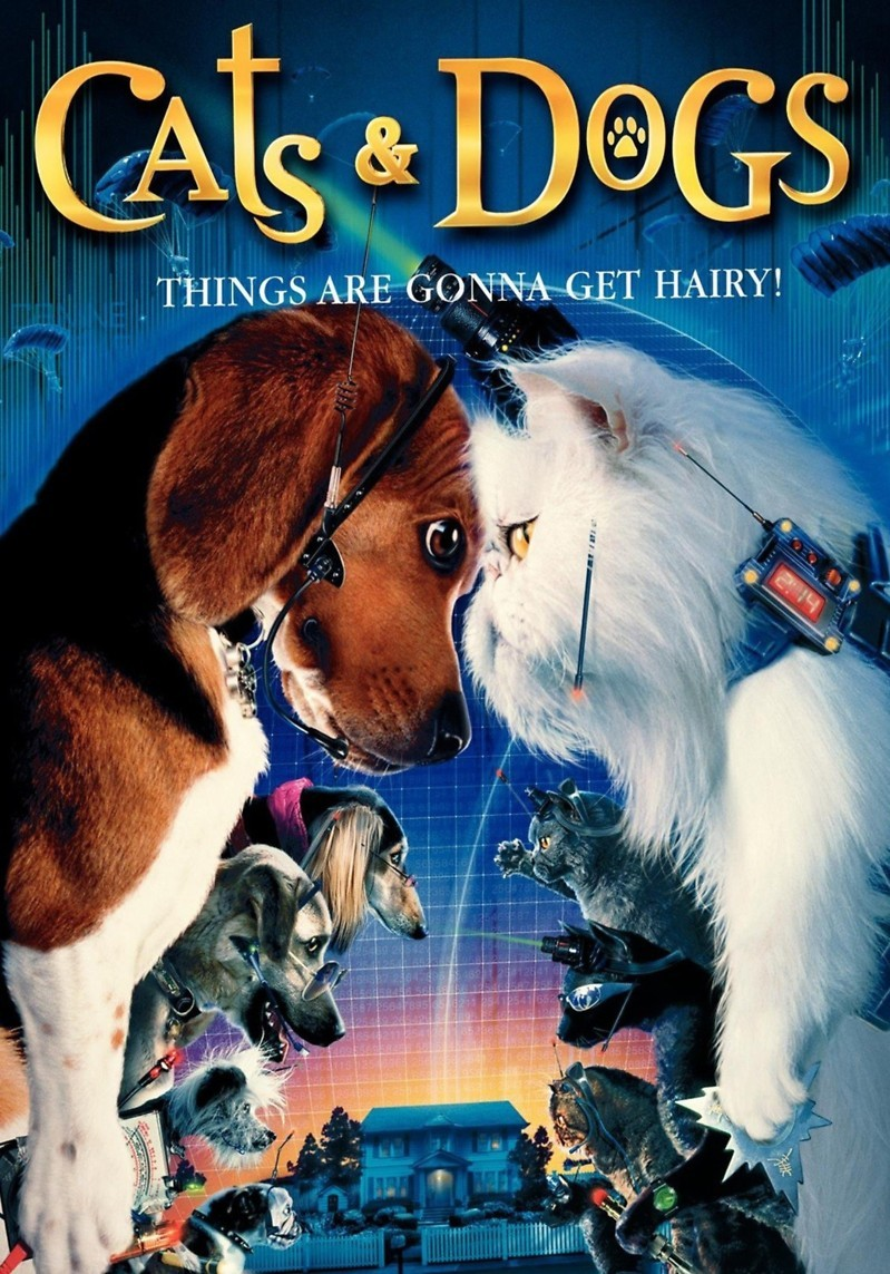 Cats & Dogs (Film) - TV Tropes  Cats & Dogs (Fi...