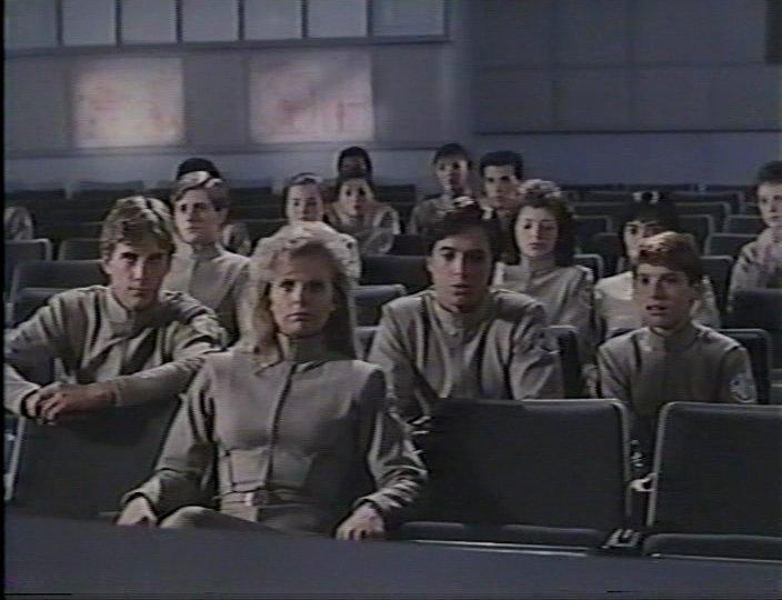 L'equipaggio dell'Earth Star Voyager