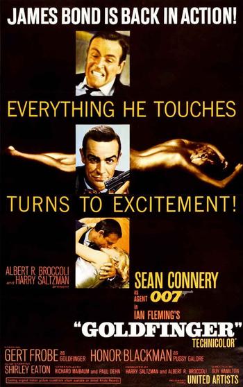 goldfinger film tv tropes