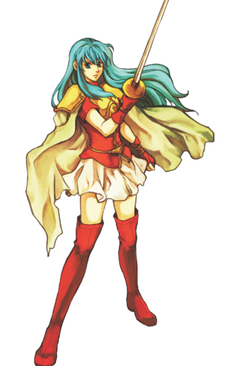 Fire Emblem The Sacred Stones Characters Tv Tropes