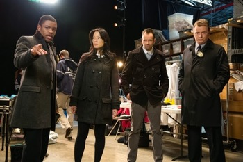 Elementary TV Show: News, Videos, Full Episodes and More ...