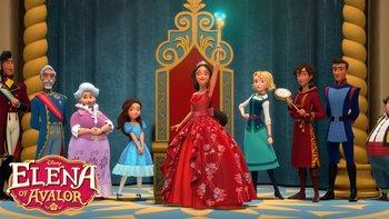 Elena of Avalor (Western Animation) - TV Tropes