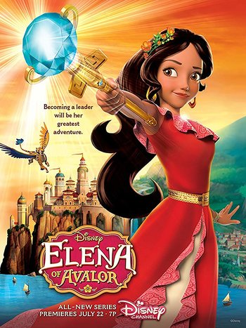elena of avalor royal rivalry part 01