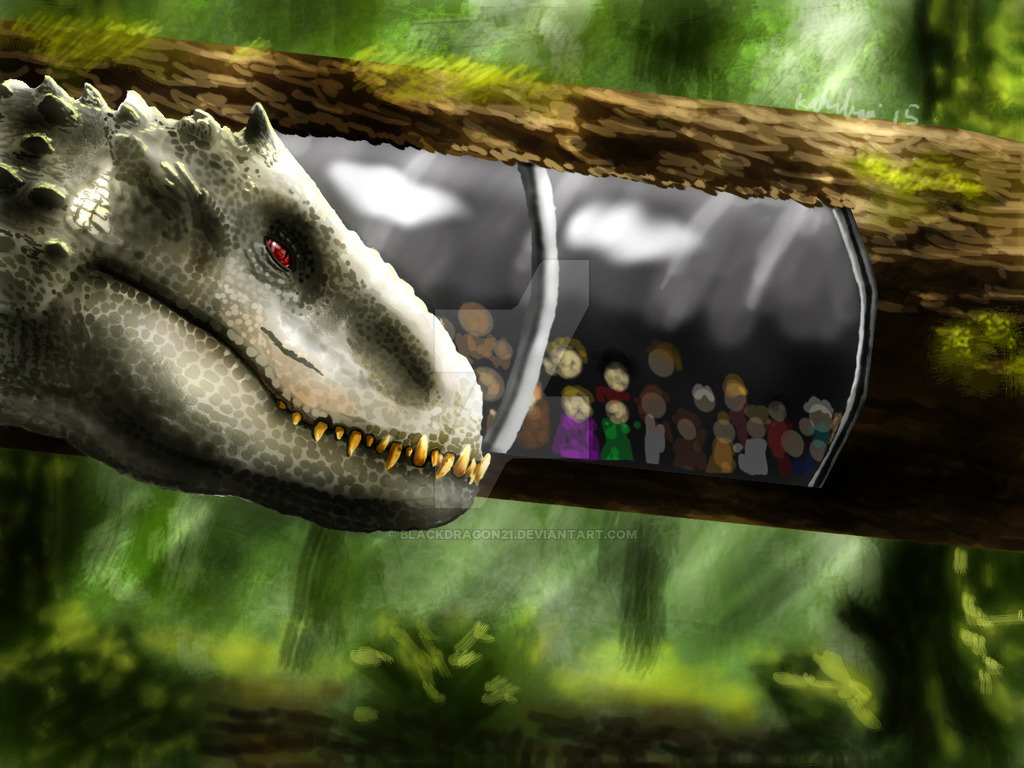 It's not the Raptor DNA / Fan Fic - TV Tropes