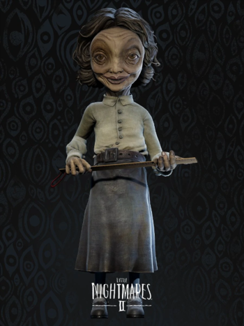 Little Nightmares Characters Tv Tropes