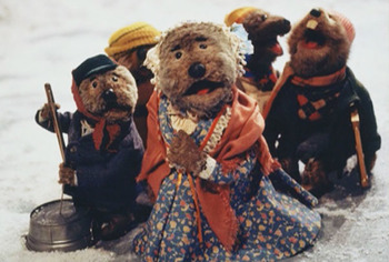 Emmet Otter's Jug-Band Christmas (Literature) - TV Tropes