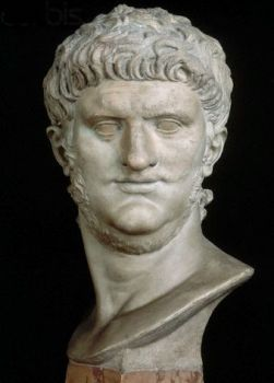 Fragment from rare Emperor Nero statue possibly traced in