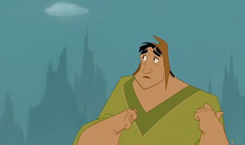 The Emperors New Groove Characters Tv Tropes