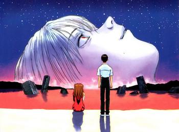 Neon Genesis Evangelion Episode 26 I Need You Recap Tv Tropes