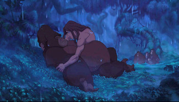 Tarzan / Tear Jerker - TV Tropes