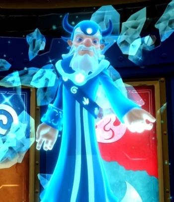 Skylanders Other Skyland Dwellers Characters Tv Tropes