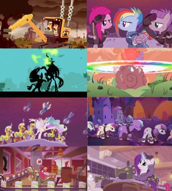 Equestria At War Video Game Tv Tropes