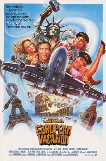 National Lampoon S European Vacation Film Tv Tropes
