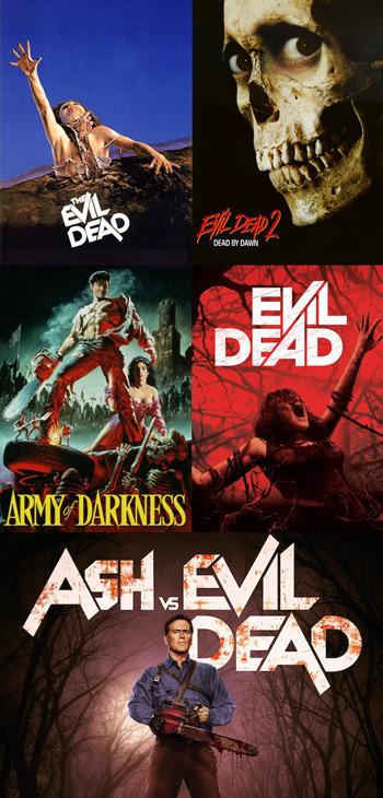 Evil Dead Franchise Tv Tropes