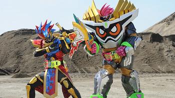 Kamen Rider Ex Aid Ep 30 Strongest Vs Strongest Recap Tv Tropes