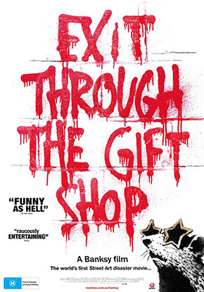 Exit Through the Gift Shop (Film) - TV Tropes