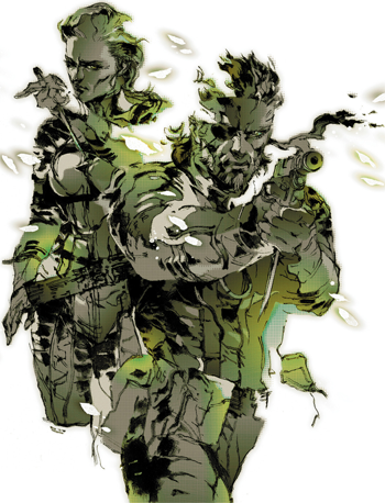 Metal Gear Solid 3: Snake Eater (Video Game) - TV Tropes