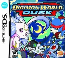 digimon world dawn/dusk