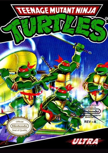 Teenage Mutant Ninja Turtles Video Game Tv Tropes