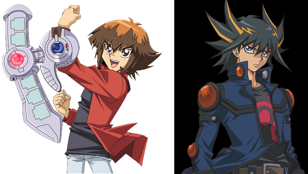 Anime Character Design Tropes : Contrasting sequel main character tv tropes