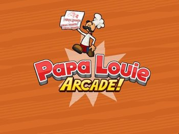 Papa Louie Arcade Video Game Tv Tropes