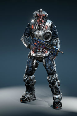Gears Of War Dee Bees Characters Tv Tropes