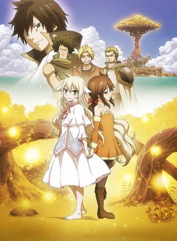 Fairy Tail Zero (Manga) - TV Tropes