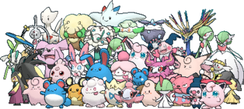 Pokémon Types / Characters - TV Tropes