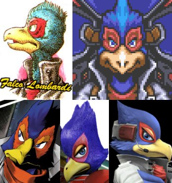 https://static.tvtropes.org/pmwiki/pub/images/falco_lombardi_collage.png