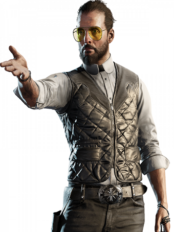 Far Cry 5 Characters Tv Tropes