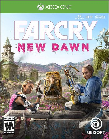 Far Cry: New Dawn (Video Game) - TV Tropes