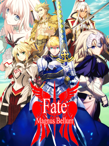 Fate Magnus Bellum Fanfic Tv Tropes Fate/stay night crossover fanfiction archive. fate magnus bellum fanfic tv tropes