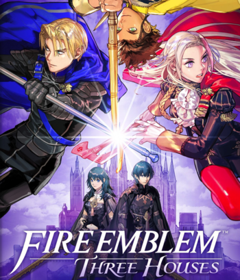 Fire Emblem: Three Houses (Video Game) - TV Tropes