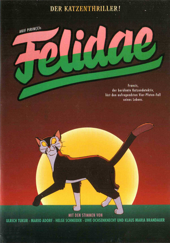 Felidae Western Animation Tv Tropes