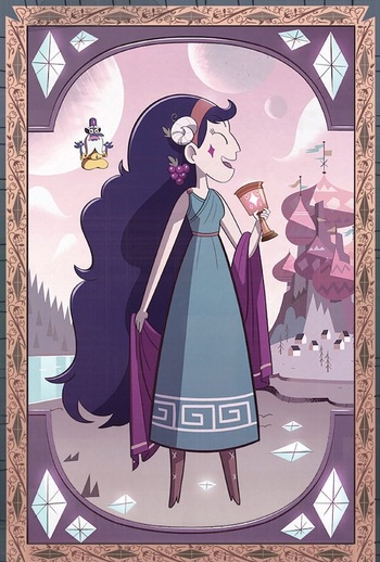 Star vs  the Forces of Evil: Butterfly Family / Characters - TV Tropes