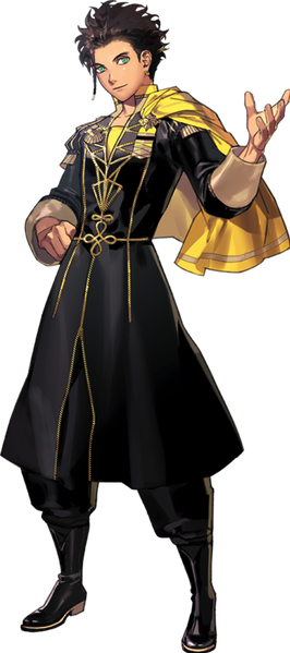 Fire Emblem Three Houses Claude Characters Tv Tropes This includes all main characters, students and leaders of the three houses, and the staff of the garreg mach monastery and. fire emblem three houses claude