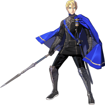 Fire Emblem Three Houses Dimitri Characters Tv Tropes The avatar and their entourage 1 hoshidan characters2 nohrian characters3 the second generation4 others5 fire emblem three houses dimitri
