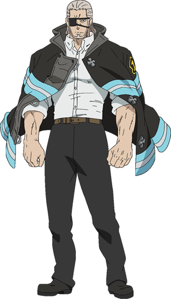 Fire Force Special Fire Force Characters Tv Tropes