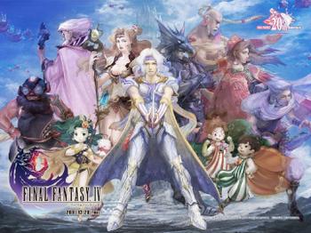 Final Fantasy IV (Video Game) - TV Tropes