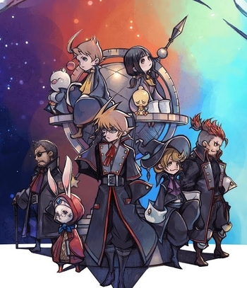 Final Fantasy Record Keeper Video Game Tv Tropes