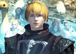 Final Fantasy XIV Allies / Characters - TV Tropes