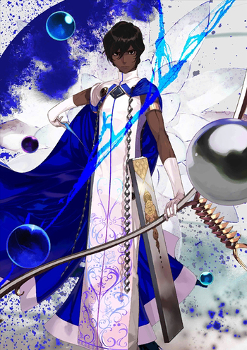Fate Grand Order Archers A To M / Characters - TV Tropes