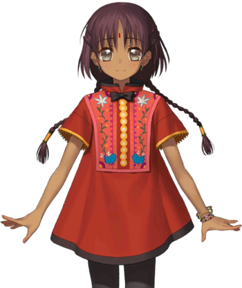 Fate/Grand Order / Characters - TV Tropes
