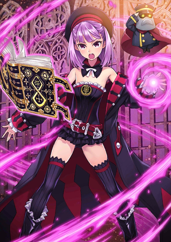 Fate Grand Order Casters A To M / Characters - TV Tropes