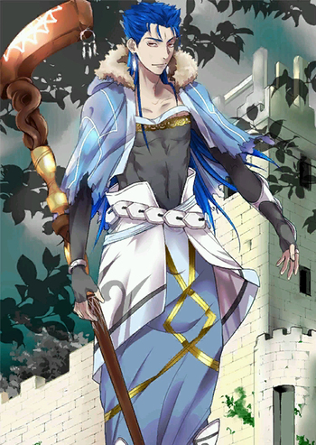 Caster (Fate/Grand Order - Solomon)   TYPE-MOON Wiki ...