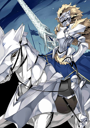 Fate Grand Order Lancers A To M / Characters - TV Tropes